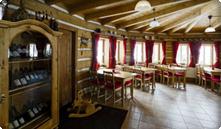 Restaurace penzion Marienka