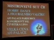 MČR Hobby Dance 8.5.2014 Pardubice