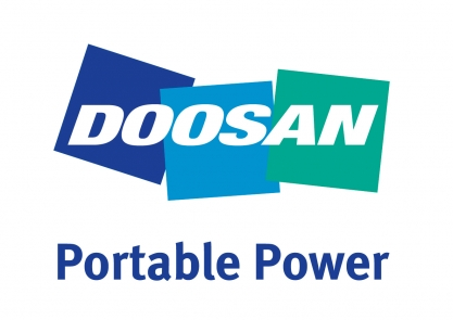 logo DOOSAN portable Power